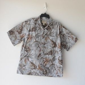 COOKE STREET Honolulu Mens Large Hawaiian Shirt